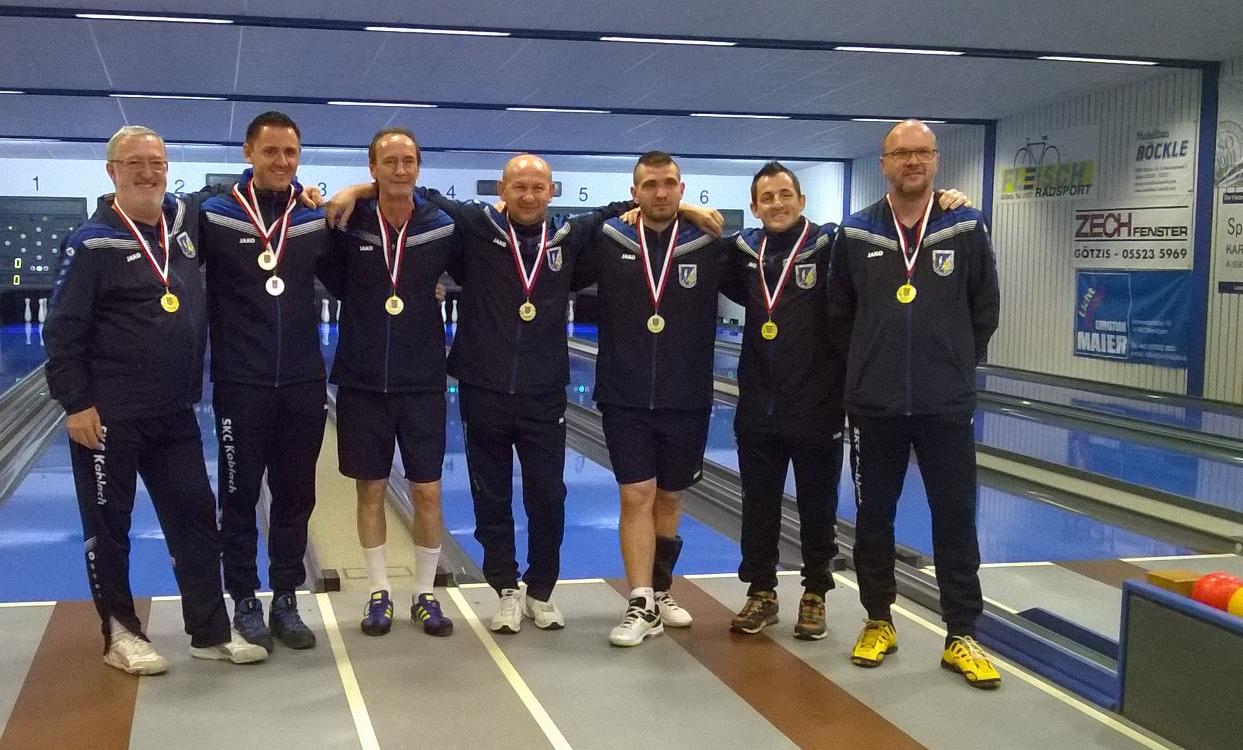 Koblach Cupsieger 2016