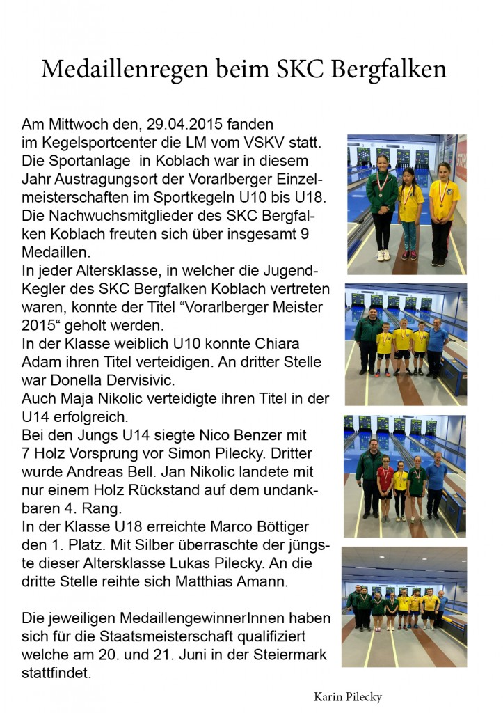 LM Nachwuchs 2015